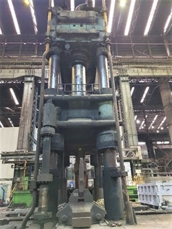 1 - SMS Capacity 13000 Ton (13MN), Open Die Forging Press