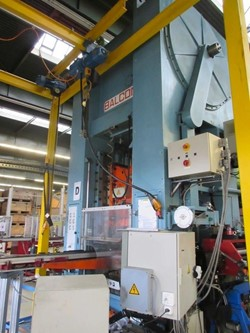 1 - Balconi DMR315 High-Speed Press