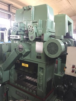 1 - Bruderer BSTA 40 High-Speed Press
