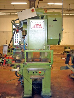 1 - ABM PRS 30  Excentric Press