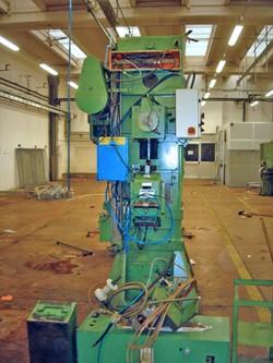 1 - Raster HR 30/550 High-Speed Press