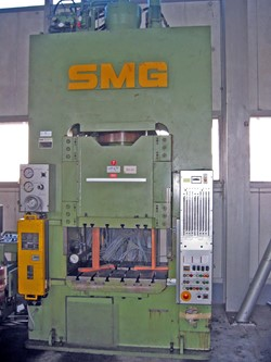 1 - SMG DS 160 - 1000/850 Hydraulic Press
