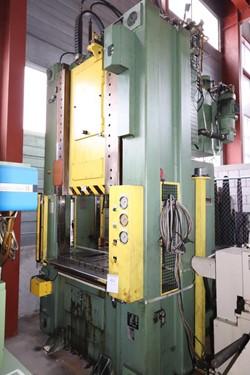1 - Tranemo DPA-160-10 Hydraulic Press