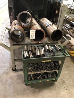 1 - Lot Sleeves, Sleeve Bolts & Collar Tooling