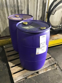 2 - Royal SYNWAY 68 55 Gallon Drums, Synthetic Lubricant