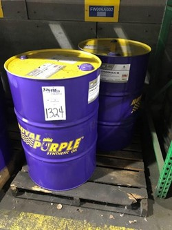 3 - Royal SYNFILM GT 46 55 Gallon Drums, Synthetic Oil