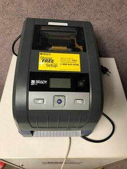 1 - Brady BBP33 Lable Printer