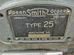 1 - Dean Smith Grace 25 25