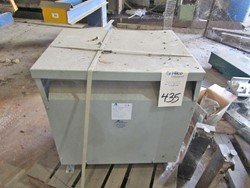 1 - Acme Electric DTGB0514S 51 KVA Transformer