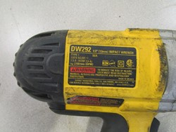 1 - DeWalt DW292 345 ft/lbs. Impact Wrench
