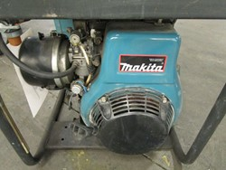 1 - Makita G6101R 6000 Watt Electric Generator
