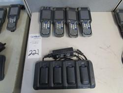 4 - Intermec Technologies CK3N1 Handheld