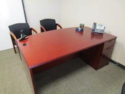 1 - Executive Office Furniture -  Fixtures & Equipment