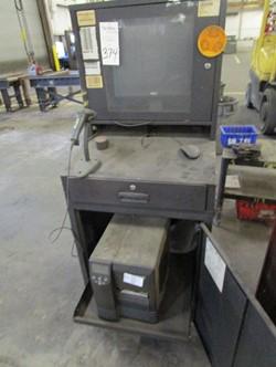 1 - Zebra ZM 400 Lable Printer