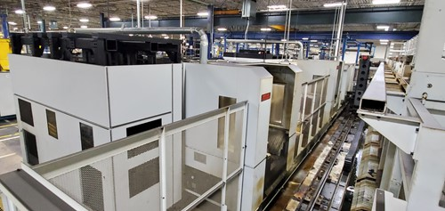 Mori, Okuma & Mazak Turning & Machining Centers