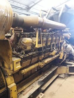 1 - Caterpillar 3516B 2000kVA Generator