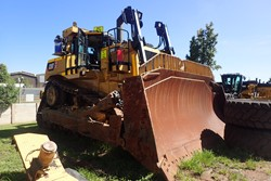 1 - Caterpillar D10T2 Track Type Dozer