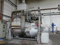 1 - Striko Westofen WHS-T3000/2000 G-EG Heating Melting Furnace