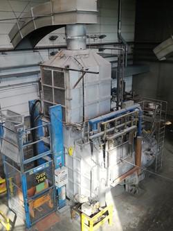 1 - Striko Westofen WHS-T5000/2500 6-EG Heating Melting Furnace
