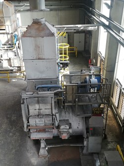 1 - Striko Westofen WMHR-T2000/1200 G-EG Heating Melting Furnace
