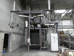 1 - Rosler RHBE11/16-L Shot Blast Machine