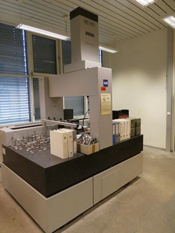 1 - Zeiss MC850WMM850/600644 3D Coordinate Measuring Machine