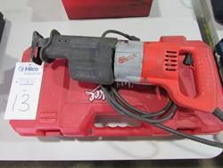 1 - Milwaukee 6509-22 Heavy Duty Electric Sawzall Reciprocating Saw
