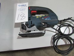 1 - Bosch JS365 Top Handle Electric Jig Saw