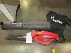 1 - Homelite UT42120 2 Speed Electric Blower