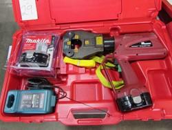 1 - Burndy Products Patriot PAT81KFT-18V 18V Cordless Electric Compression Hand Tools