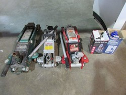 5 - Assorted Hydraulic