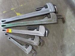 5 - Aluminum Pipe