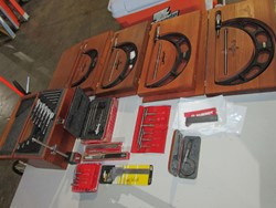 1 - Lot of Assorted Micrometer