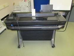 1 - Hewlett Packard HP DesignJet T520 36