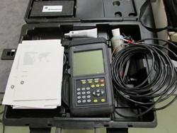 1 - General Electric TransPort PT878 Portable Digital Flow Meter