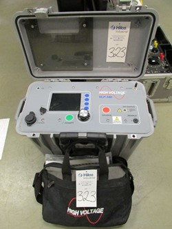 1 - High Voltage Inc VLF-34E 34 kV AC Hipot Tester