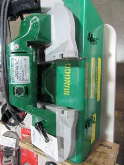 1 - Greenlee 1304 Heavy Duty VS Electric Portable Band Saw