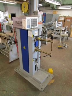 1 - Profab BSP 251 RF 1600 50 kVA Air Operated Spot Welder
