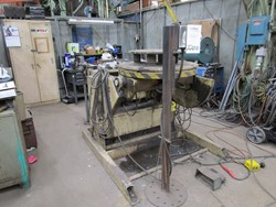 1 - Ransome 40P-A 4000 Lb. Welding Positioner