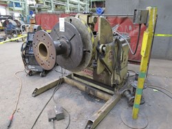 1 - Ransome 4000 Lb. Welding Positioner
