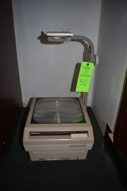 1 - Apollo Horizon 15000 Overhead Projector