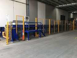 1 - Scate System Win lane 16m Long Platform