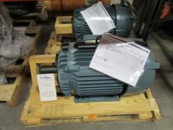 1 - Baldor Reliance 661 XL 25 HP Electric Induction Motor