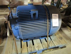 1 - General Electric Ultra 841 150 HP Electric Induction Motor