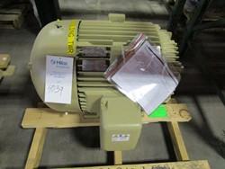 1 - General Electric 5KS365XAA2180 75 HP Electric Induction Motor