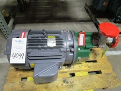 1 - Baldor Reliance Sever Duty XEX 25 HP Electric Induction Motor