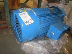 1 - Toshiba 4200L1NNJBKS01 200 HP Electric Induction Motor