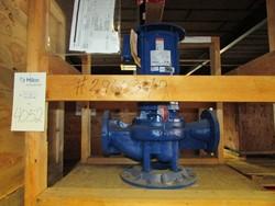 1 - Pentair 382A BF 4x4x9B Centrifugal Pump