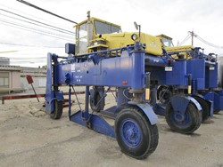 1 - Hyster 10 Ton Saddle Truck