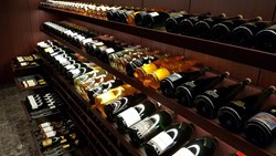 1 - An Extensive Collection of Fine Wines and Champagne